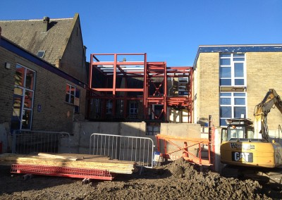Thackley School Project-3
