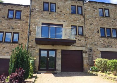 House Balcony in Cononley-1-min