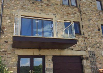 House Balcony in Cononley-2-min