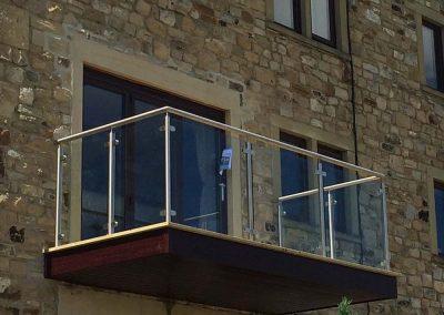 House Balcony in Cononley-3-min